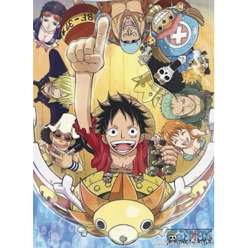 """ONE PIECE- POSTER """"NEW WORLD"""""""